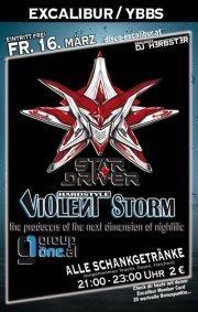 Violent Storm pres. Star Driver