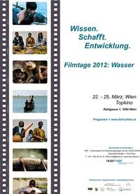 Filmtage 2012: Wasser@Topkino
