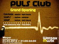 Puls Club Opening@Puls Club