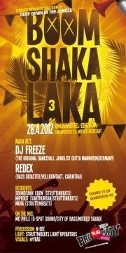Boom Shaka Laka 3@Ungarviertler Zentrum