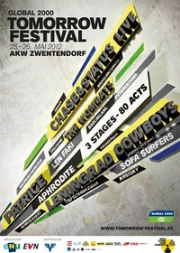 Global 2000  Tomorrow Festival@AKW Zwentendorf