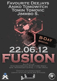 Fusion - Bday Bash