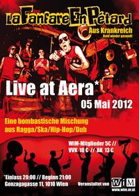 La Fanfare En Pétard@AERA