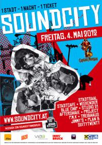 Soundcity Clubfestival Innsbruck 2012@12 Clubs in Innsbruck