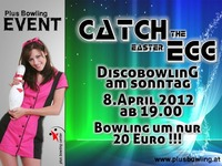 Catch the Easter Egg - Party@Plus Bowlingcenter