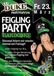 Duke Feigling Party