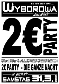 2 Euro Party - One Night Long