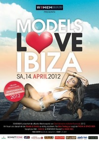 Models Love Ibiza