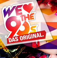 We Love The 90s - Das Original