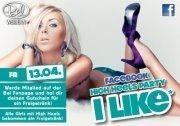 I like Facebook High Heels Party!@Disco Bel
