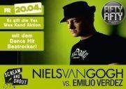 Niels Van Gogh vs. Emilio Verdez!