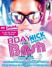 Dj Nick Spencers Birthday Bash!