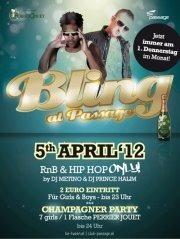 Bling - Rnb & Hip Hop Only@Babenberger Passage