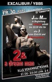 2 & A Dream Man