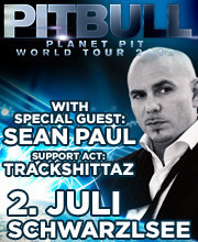 Pitbull with special Guest: Sean Paul