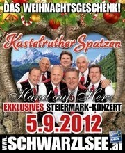 Kastelruther Spatzen Live@Schwarzl See