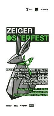 Zeiger Osterfest@Postgarage