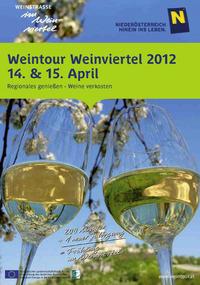 Weintour Weinviertel 2012@Schloss Bisamberg