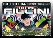 DJ Ivan Fillini Live @ Turns@Excalibur