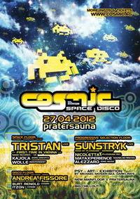 COSMIC pres. Tristan & Synstryk