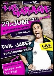 The Garage  Evil Jared ( Bloodhound Gang ) live on decks