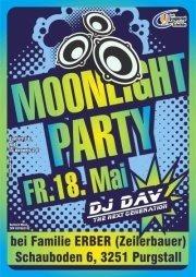 Moonlight Party der LJ Bez. Scheibbs@Zeilerbauer
