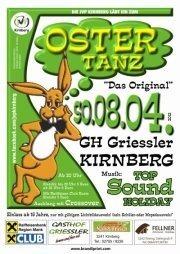 Ostertanz Kirnberg - Das Original am Ostersonntag!
