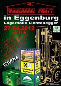 Warehouse Party@Halle Lichtenegger
