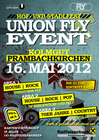 Union Fly Event 2012