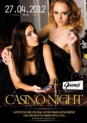 Casino Night@Friends Show-Cocktailbar
