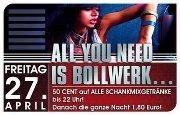 All you need is Bollwerk@Bollwerk