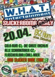 Stickerbomb - Party.. reloaded!!