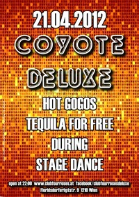 ..::Coyote Deluxe::.. @ Club Four Roses@Pia & Karins Club Four Roses Deluxe