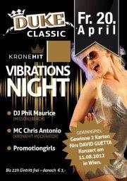 Kronehit Vibrations Night