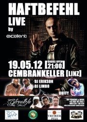 Haftbefehl live@Cembran