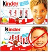 Gruppenavatar von Wir wollen das original Kinderschokolade - Kind zurück