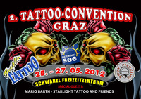 2. Tattoo Convention Graz
