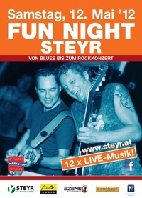 Fun Night Steyr 2012