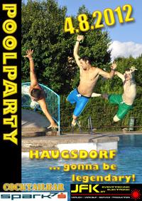 Poolparty - Haugsdorf 2012