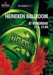 Heineken Ballroom