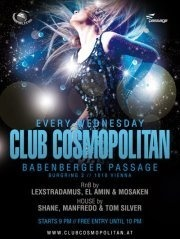 Club Cosmopolitan@Babenberger Passage