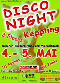 Kepplinger Disco Night