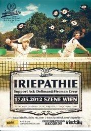 Iriepathie@((szene)) Wien