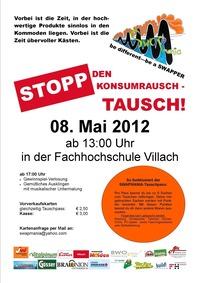 Swapmania!@FH Kärnten Villach