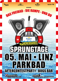 Moreboards Sprungtage presented by Corona