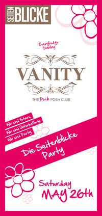 Vanity - Posh Club pres. Seitenblicke Party