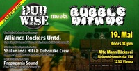 Dubwise meets Bubble with we