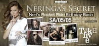 Neringa's Secret - Birthday Bash@Take Five