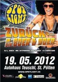 Spotlight - Zurück in die 80er & 90er - Autohaus-Tour