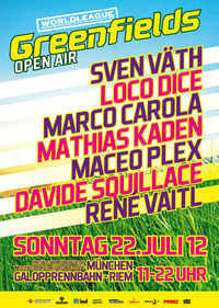 Greenfields Open Air 2012